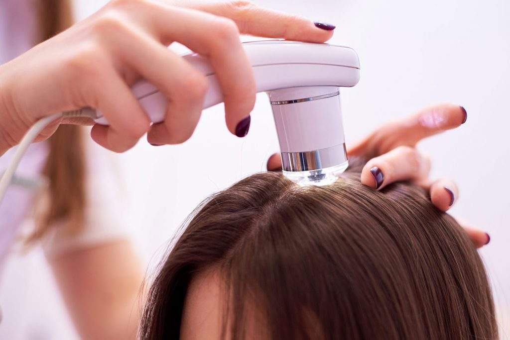 scalp analysis